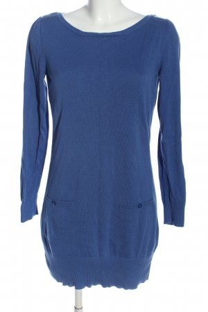 BC Long Sweater blue casual look