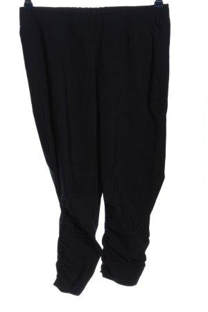 BC Jersey Pants black casual look