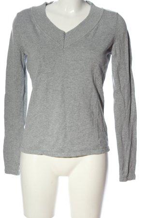 BC V-Ausschnitt-Pullover