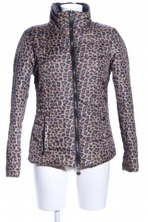 BC Reversible Jacket leopard pattern casual look