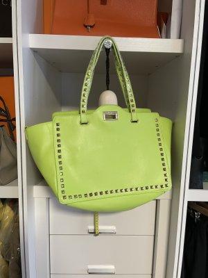BCBG Shoulder Bag neon green