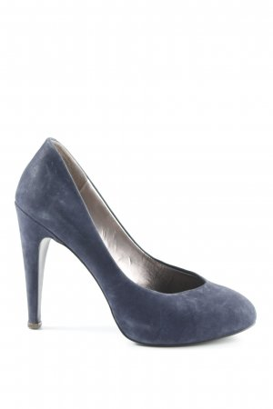 BCBG High Heels dark blue business style