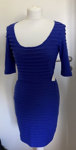 BCBGeneration Stretch Dress blue