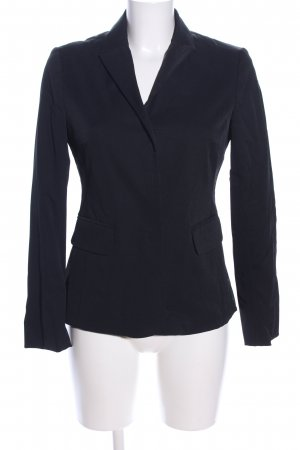 BCBG Kurz-Blazer schwarz Business-Look