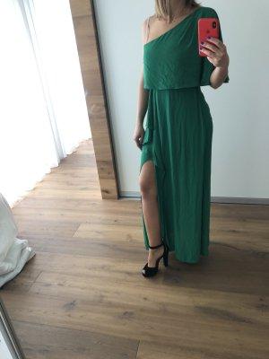 BCBG Maxazria Maxi Dress forest green
