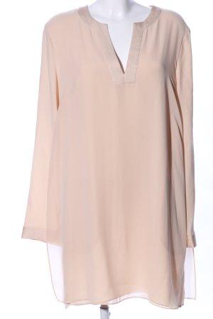 BCBG Maxazria A-Linien Kleid pink Casual-Look