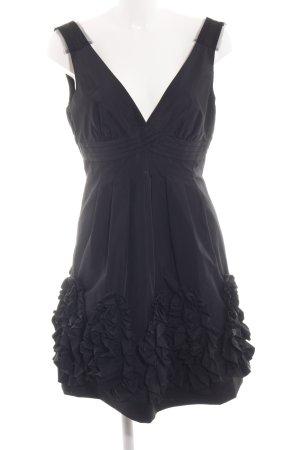 BCBG Maxazria Robe de soirée noir élégant