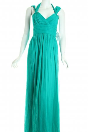 BCBG Maxazria Abendkleid türkis Elegant