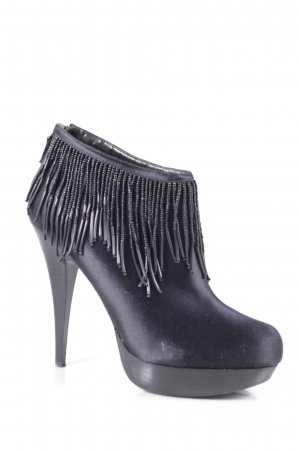 BCBG Maxazria Ankle Boots schwarz Party-Look