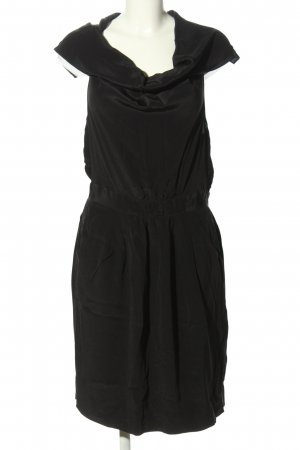 BCBG Maxazria Abito blusa nero stile casual