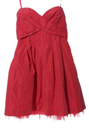 BCBG Maxazria Corsagejurk rood elegant