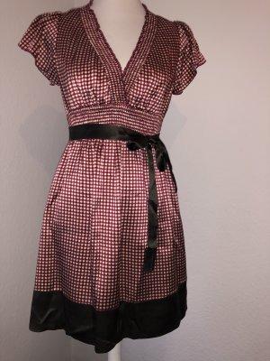 BCBG MAXAZRIA Dess Sommerkleid Wickelkleid
