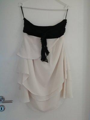 bcbg maxazria grösse 36 reine Seide Kleid s