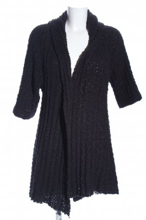 BCBG Maxazria Cardigan all'uncinetto nero stile casual