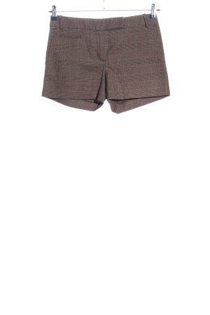 BCBG Maxazria Hot pants motivo a quadri stile casual