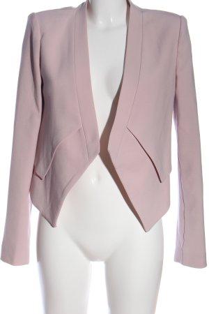 BCBG Maxazria Kurz-Blazer pink Business-Look