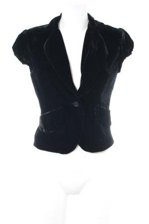 BCBG Maxazria Kurz-Blazer schwarz klassischer Stil