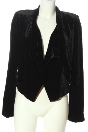 BCBG Maxazria Korte blazer zwart zakelijke stijl