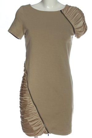 BCBG Maxazria Kurzarmkleid bronzefarben Elegant