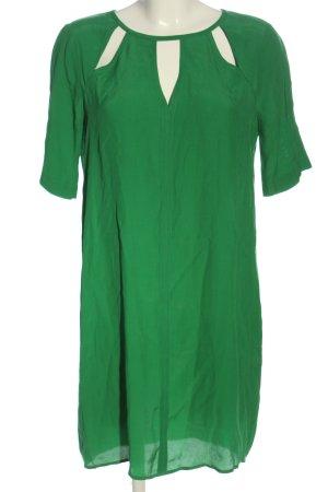 BCBG Maxazria Kurzarmkleid grün Elegant