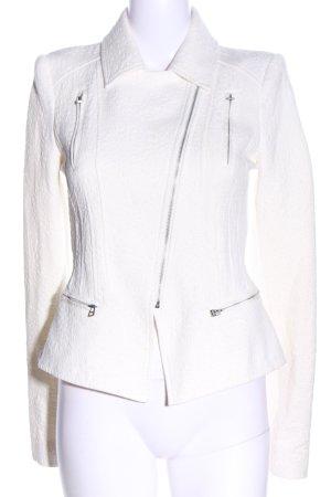 BCBG Maxazria Kurzjacke weiß Elegant
