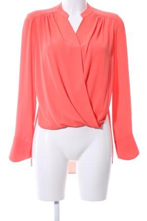 BCBG Maxazria Langarm-Bluse pink Elegant
