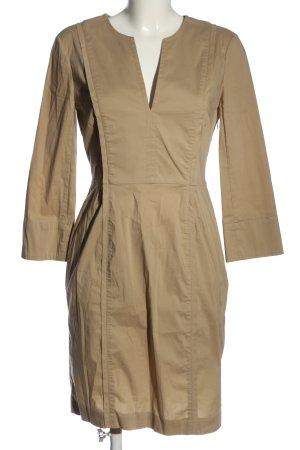 BCBG Maxazria Longsleeve Dress cream casual look