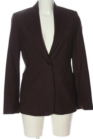 BCBG Maxazria Long-Blazer braun Casual-Look