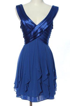 BCBG Maxazria Sukienka mini niebieski Elegancki