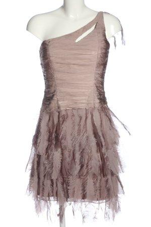 BCBG Maxazria Sukienka mini jasnoszary Elegancki