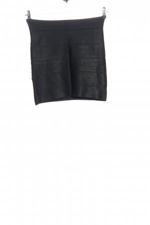BCBG Maxazria Minigonna nero stile casual