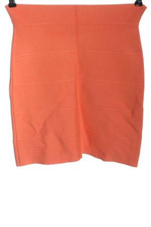 BCBG Maxazria Mini-jupe rose chair style décontracté