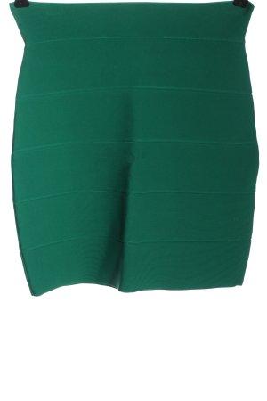 BCBG Maxazria Mini-jupe vert style décontracté