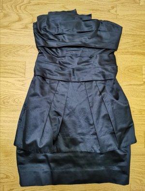 BCBG Maxazria Suknia wieczorowa ciemnoniebieski