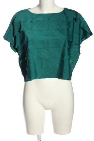 BCBG Maxazria Schlupf-Bluse grün Elegant