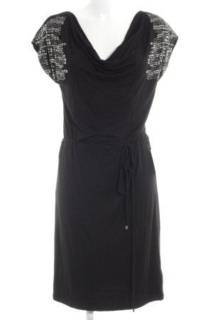 BCBG Maxazria Shirtkleid schwarz Elegant