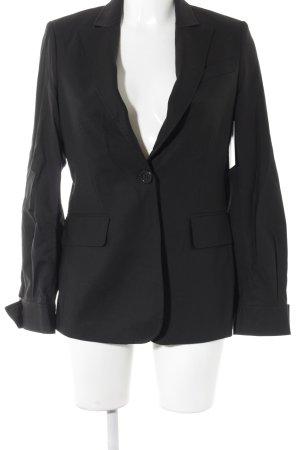 BCBG Maxazria Smoking-Blazer schwarz-grau Business-Look