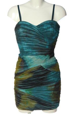 BCBG Maxazria Overgooier abstract patroon elegant
