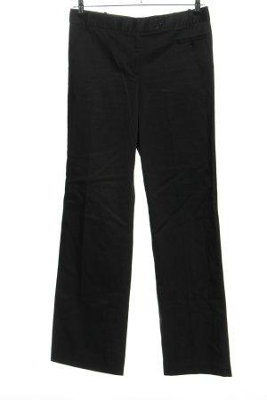 BCBG Maxazria Pantalone jersey nero stile professionale
