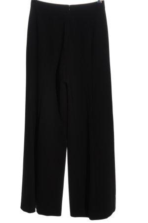 BCBG Maxazria Pantalón tipo suéter negro estilo «business»
