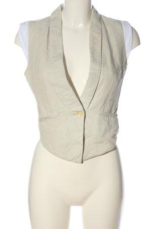 BCBG Maxazria Smanicato lavorato a maglia bianco sporco-bianco stile casual