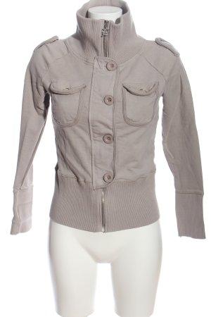 BCBG Maxazria Bluza dresowa jasnoszary W stylu casual