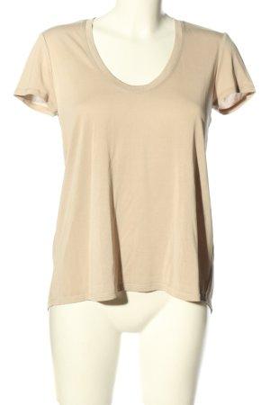 BCBG Maxazria T-Shirt wollweiß Casual-Look
