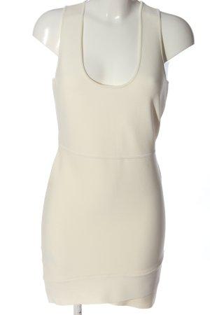 BCBG Maxazria Robe à bretelles blanc cassé style décontracté