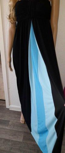 BCBG Maxazria Evening Dress multicolored mixture fibre