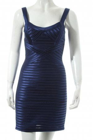 BCBG Mini Dress dark blue party style