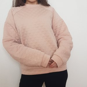 BCBG Oversized Sweater pink-light pink
