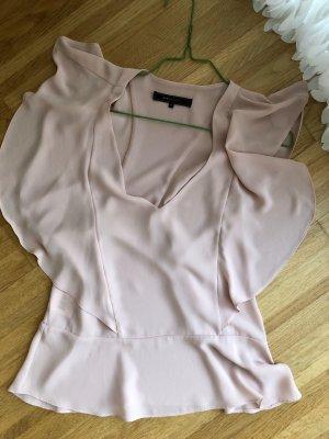 BCBG Maxazria Blouse Top pink