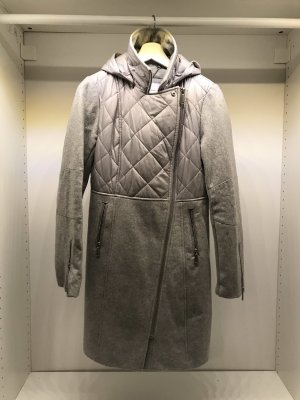 BCBGeneration Wool Coat light grey