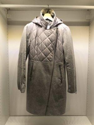BCBGeneration Manteau en laine gris clair